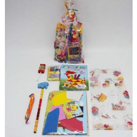 Mixed colours/unisex Kids pre-filled party bag (V2)