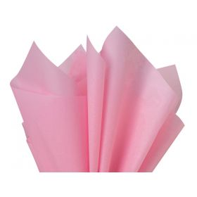 Pack of 4 tissue paper - Pink (51cm x 76cm)