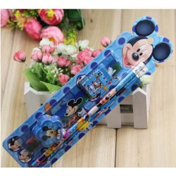 5 in 1 kids Disney Mickey Mouse stationary set