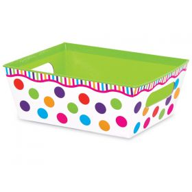 Set of 3 Gumball gift tray with wide base  (23cm length x 18cm width x 9cm deep)