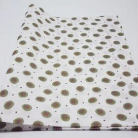 Pack of 6 Island dot tissue paper (51cm x 76cm)