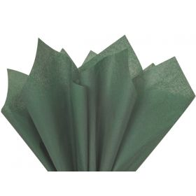 Pack of 4 tissue paper - Moss (51cm x 76cm)