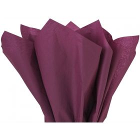 Pack of 4 tissue paper - Purple (51cm x 76cm)