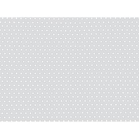 Pack of 10 White dots cellophane bags (13cm x 8cm x 28cm)