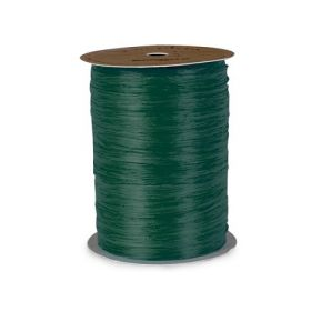 91.4M Berwick Matte Raffia ribbon - Hunter