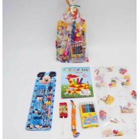 Mickey Mouse kids pre-filled party bag