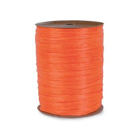 91.4M Berwick Raffia ribbon - Orange