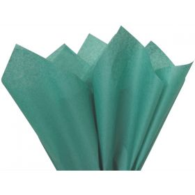 Pack of 4 tissue paper - Teal (51cm x 76cm)