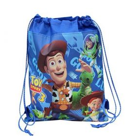 Toystory - kids drawstring backpack gym/swimming/school bag